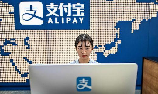 Alipay ist einer der wichtigsten Zahlungsdienstleister in China