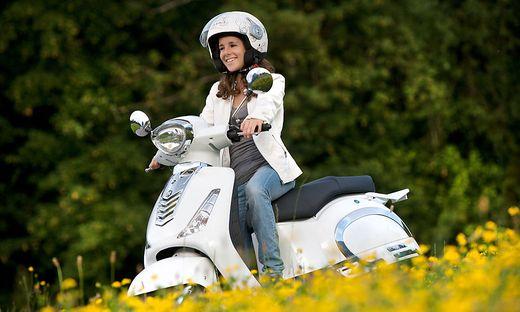 2300 Jugendliche verletzen sich in Österreich jährlich bei Mopedunfällen