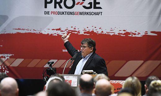 Pro-Ge-Chef Rainer Wimmer