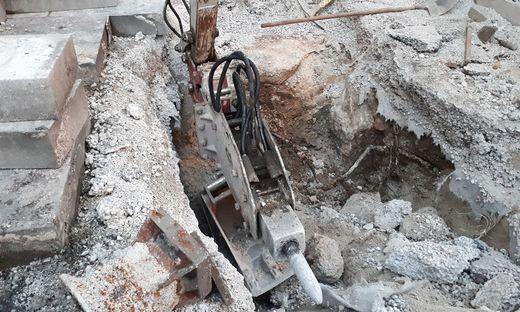 Wien: Römische Tor-Reste bei Straßenarbeiten entdeckt