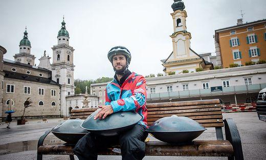 Manu Delago tourt durch Österreich