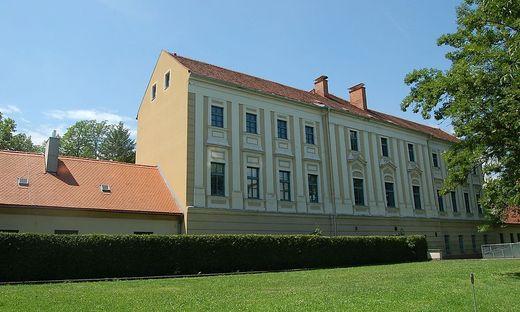 Das ehemalige Stabsgebäude der Kirchner-Kaserne wird revitalisiert