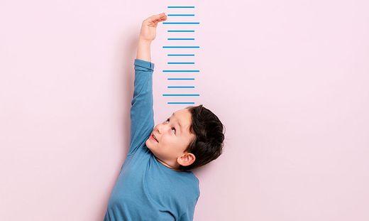 Wachstum : Hat mein Kind die richtige Größe ...