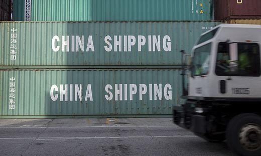 USA erhöht Zölle - China kündigt ''Gegenmaßnahmen'' an