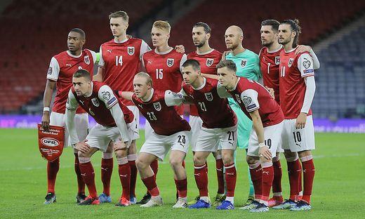 Diese Elf hat das Ticket im 30-Mann-Kader des ÖFB-Teams für die EM inne