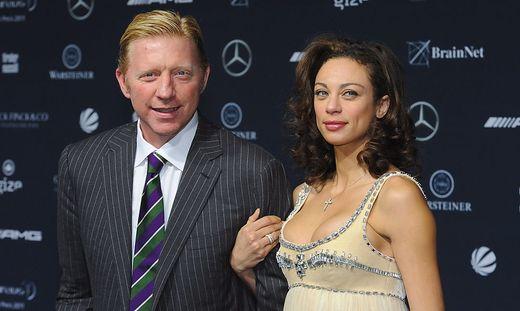 Ein Bild aus besseren Tagen: Lilly und Boris Becker