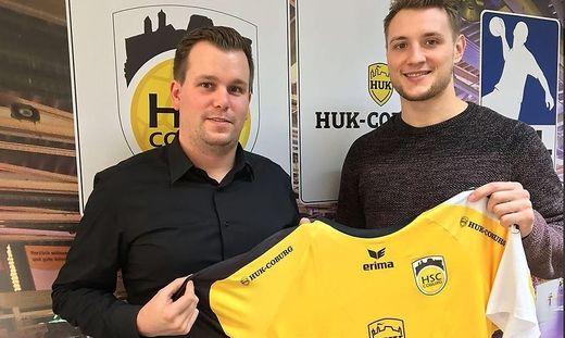 Christoph Neuhold wechselt nach Coburg