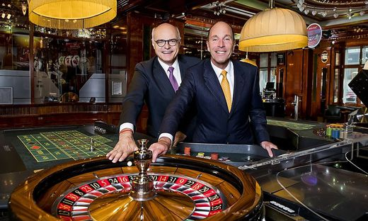 Casinos Austria: Alexander Labak zum Vorstand ernannt, er folgt Karl Stoss nach
