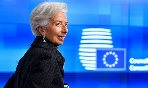 EZB-Chef Christine Lagarde