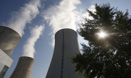 Tschechien setzt auf Atomkraft