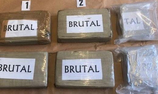 Kokain im Wert von 300.000 Euro sichergestellt