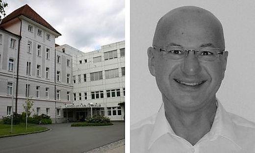 Das LKH Feldbach trauert um Primarius Christian Kukla