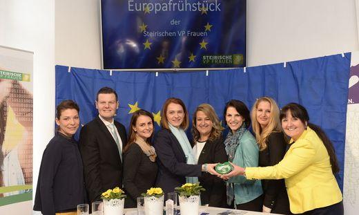ÖVP-EU-Kandidatinnen