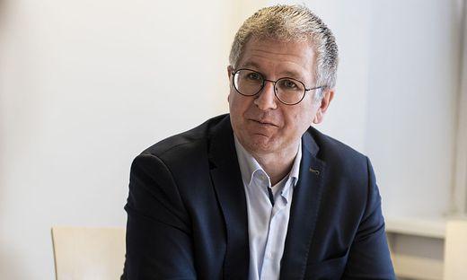 Andreas Achrainer, Geschäftsführer der Asyl-Bundesagentur BBU