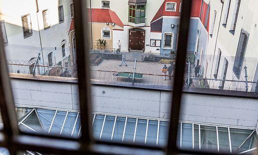 Der Mordverdächtige sitzt in der Justizanstalt Klagenfurt