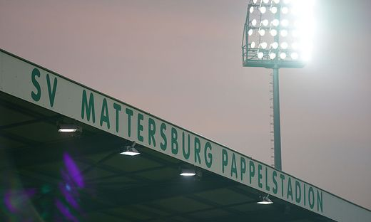 SOCCER - BL, Mattersburg vs Admira