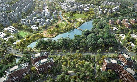 42.000 neue Wohnungen sollen entstehen, mit üppigen Grundflächen und einem Agrikulturbezirk