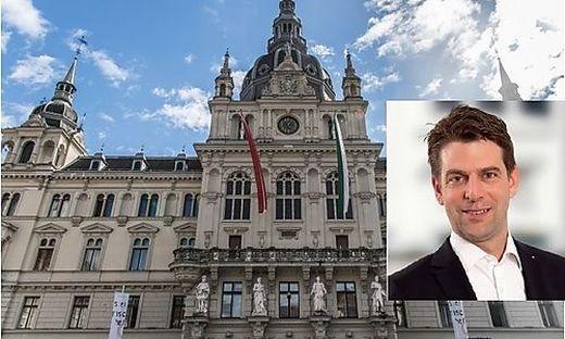 Heinrich Sickl zieht für die Grazer FPÖ in den Gemeinderat ein
