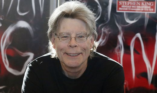 Starautor Stephen King