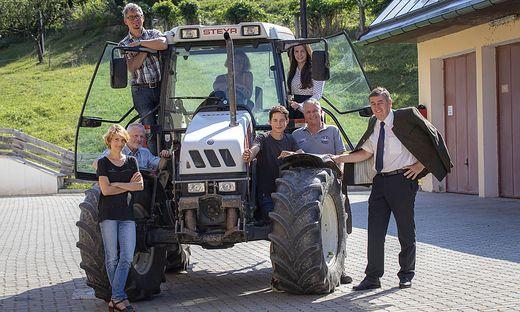 Landwirtschaftliche Fachschule Grottenhof, Ausbildung