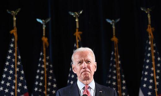 Präsidentschaftskandidat Joe Biden
