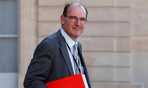 Der neue Premier Jean Castex