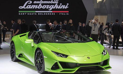 VW will Lamborghini abspalten