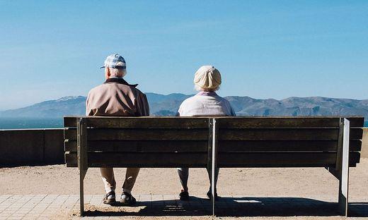 Die Pandemie ließ die Lebenserwartung wieder sinken