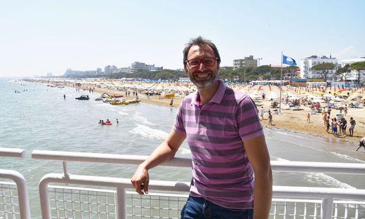 "Lignano-Hotelchef Martin Manera: ""Gusto auf den Sommer"""
