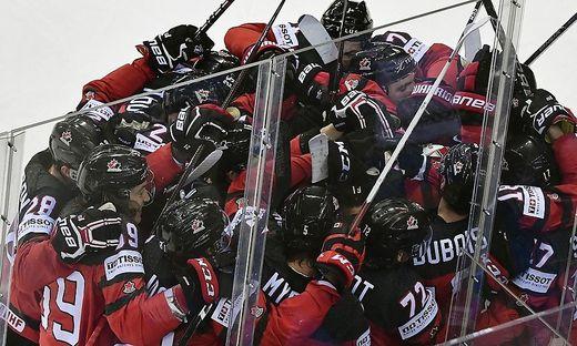 Extrem dramatisch gestalteten die Kanadier ihr Viertelfinale