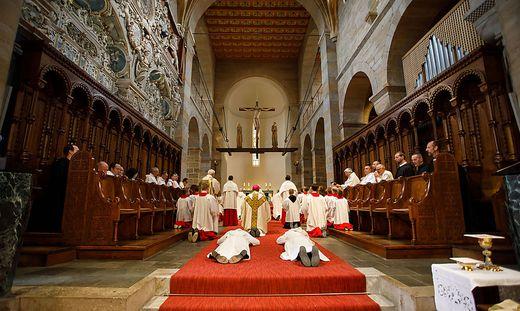 Priester- und Diakonweihe in Seckau