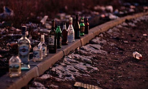 Alkohol, Pandemie, Alkoholsucht
