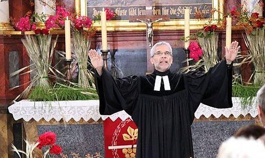 """Pfarrer Martin Müller ist nun Administrator und """"Ersatzpfarrer"""" in Gnesau und Sirnitz"""