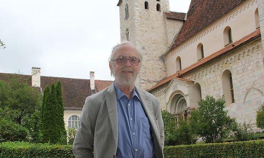 Gerhard Suette war der organisatorische Leiter des St. Pauler Kultursommers
