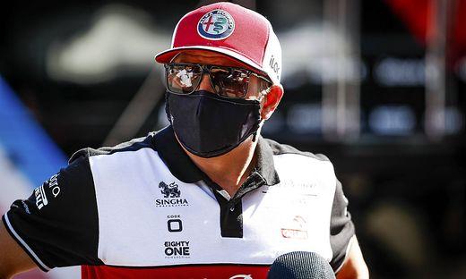 7 Kimi Raikkonen (FIN, Alfa Romeo Racing ORLEN), F1 Grand Prix of Styria at Red Bull Ring on June 26, 2021 in Spielberg