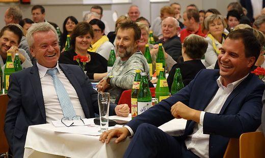 Die SPÖ-Wahlkreiskonferenz fand am Dienstagabend statt