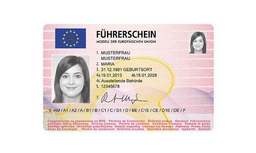 Statistik 117600 Führerscheine 2017 Neu Erteilt Oder Berechtigung