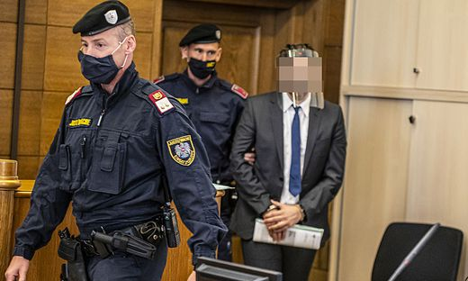 Mordprozess Badewannenmord Landesgericht Klagenfurt Juni 2020