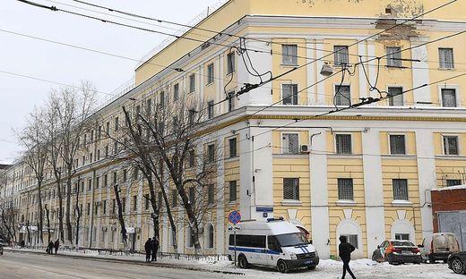 """Haftanstalt """"Matrosen-Ruh'"""" in Moskau"""