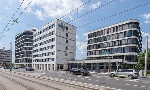 Merkur-Hauptquartier in Graz