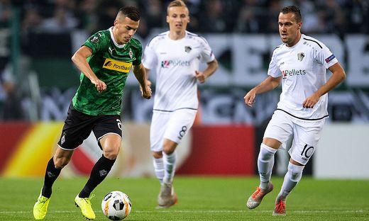 Borussia M�nchengladbach - Wolfsberger AC