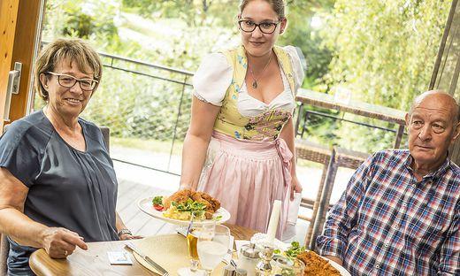 Bauern Backhendlfest Laengsee Hochosterwitz September 2018
