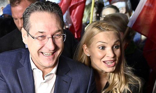Herr und Frau Strache