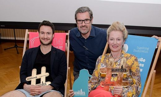 Florian Wagner, Mario Kuttnig & Katharina Hoffmann