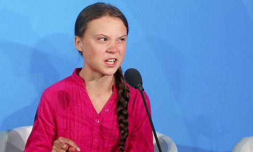 Fatboy Slim sampelt Greta Thunberg — UN-Rede