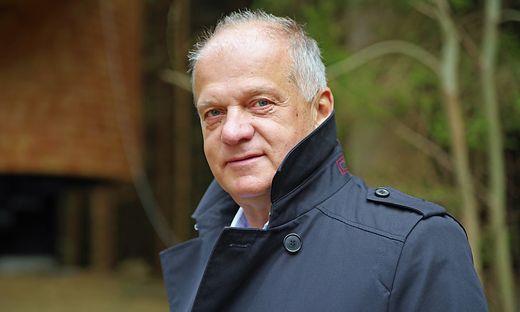 WKO-Obmann und Unternehmer Erwin Fuchs