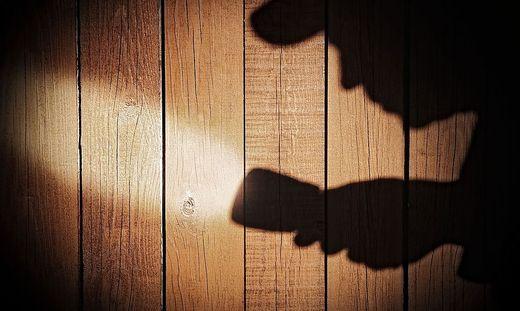 Unbekannte Täter brachen in Gartenhaus ein