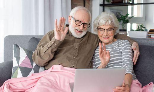 Oma und Opa vermissen dich gerade sehr