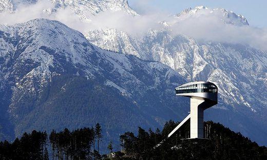 THEMENBILD: OLYMPIA 2026: BERGISEL SCHANZE