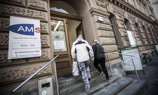 Knapp 41.000 Menschen haben in der Steiermark zurzeit keinen Job
